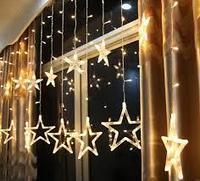Гирлянда новогодняя Звезда
