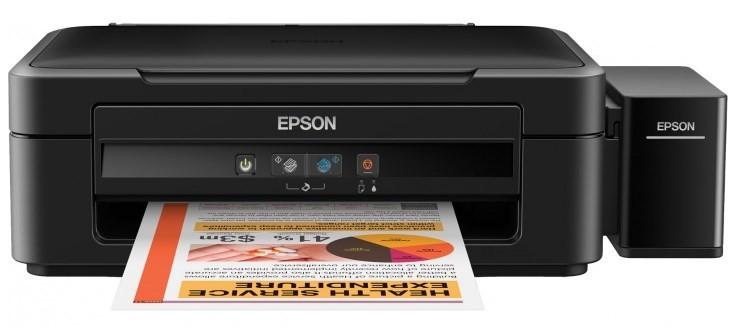 МФУ Epson L222 фабрика печати