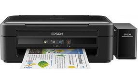 МФУ Epson L382 фабрика печати