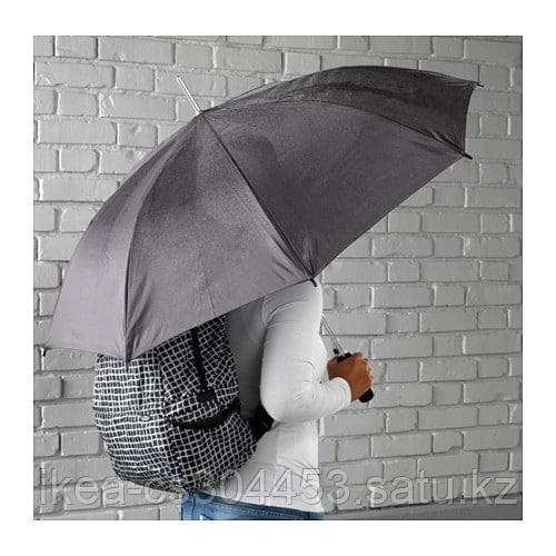 КНЭЛЛА Зонт, черный - фото 2