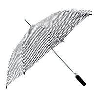 КНЭЛЛА Зонт, черный, белый