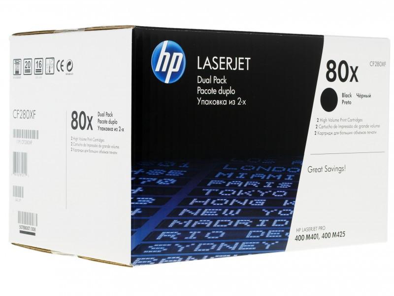 Картридж HP Europe CF280XF (CF280XF)