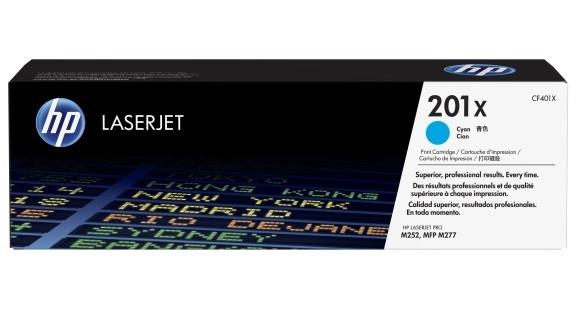Картридж HP Europe CF401X (CF401X)