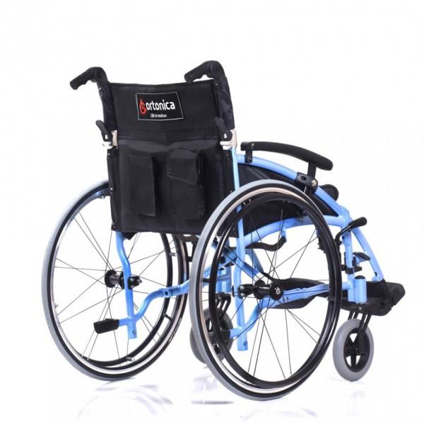 Инвалидная коляска ORTONICA BASE 185 - фото 4
