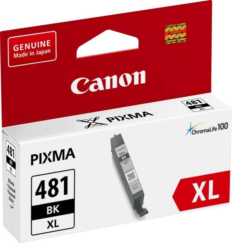 Картридж Canon CLI-481 XL BK (2047C001) черный