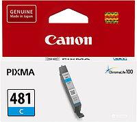 Картридж Canon CLI-481 XL C (2044C001) голубой