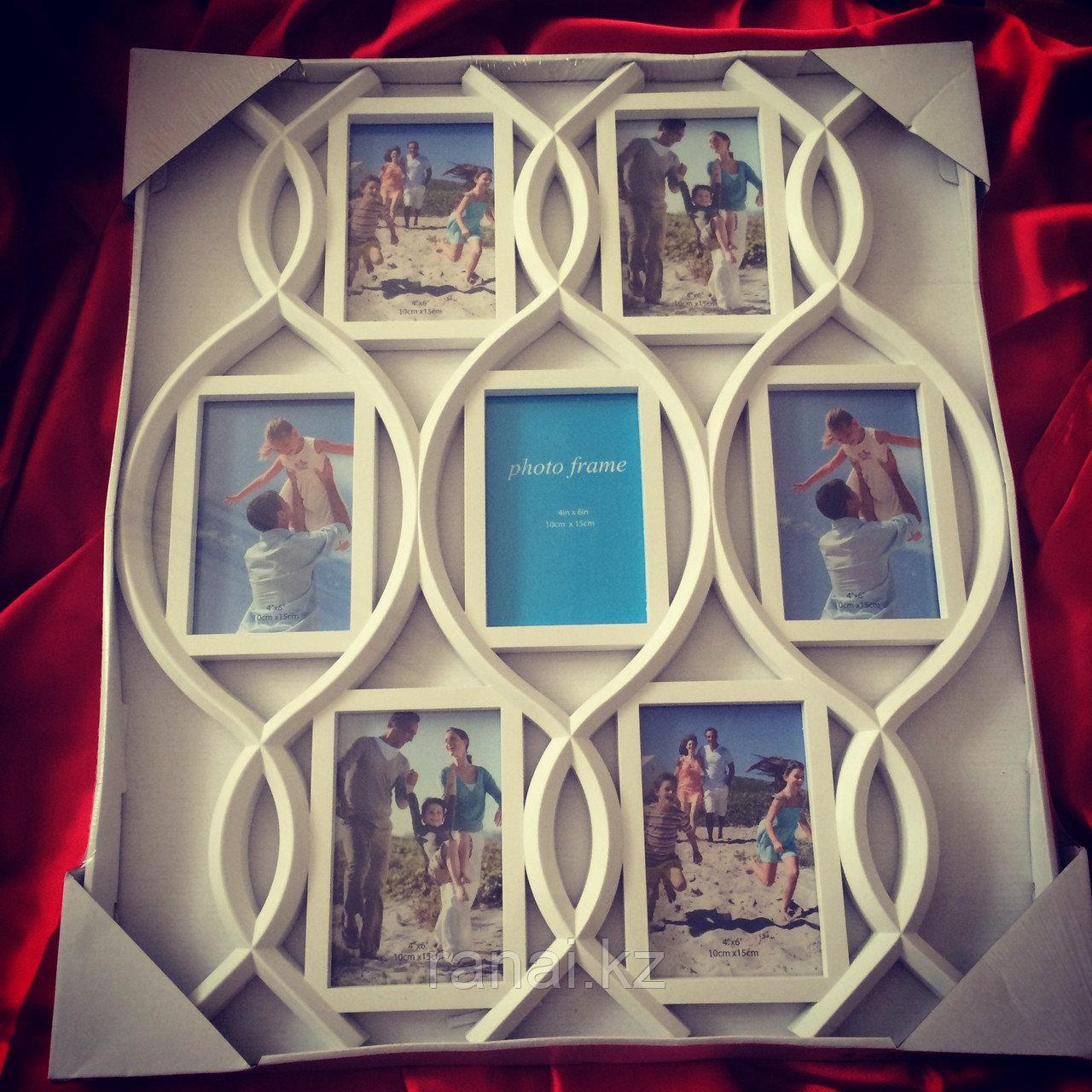 Наборы рамок для фото в Алматы