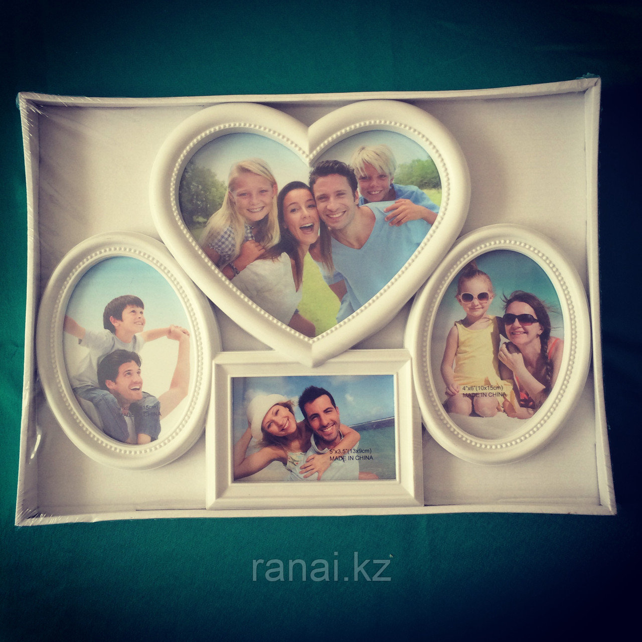 Набор свадебных рамок для фото