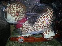 Детская качалка Тигр, Жираф, фото 1