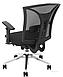 Кресло Pilot R net ES PL ZT, фото 2