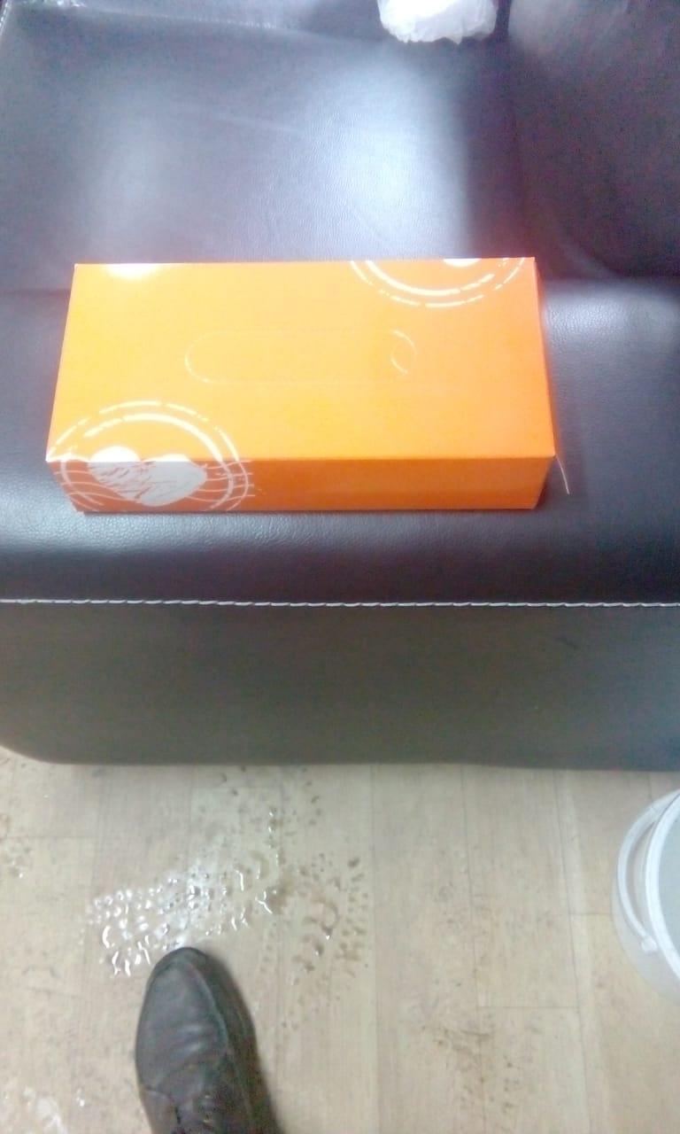 Салфетки в коробке 150 шт.