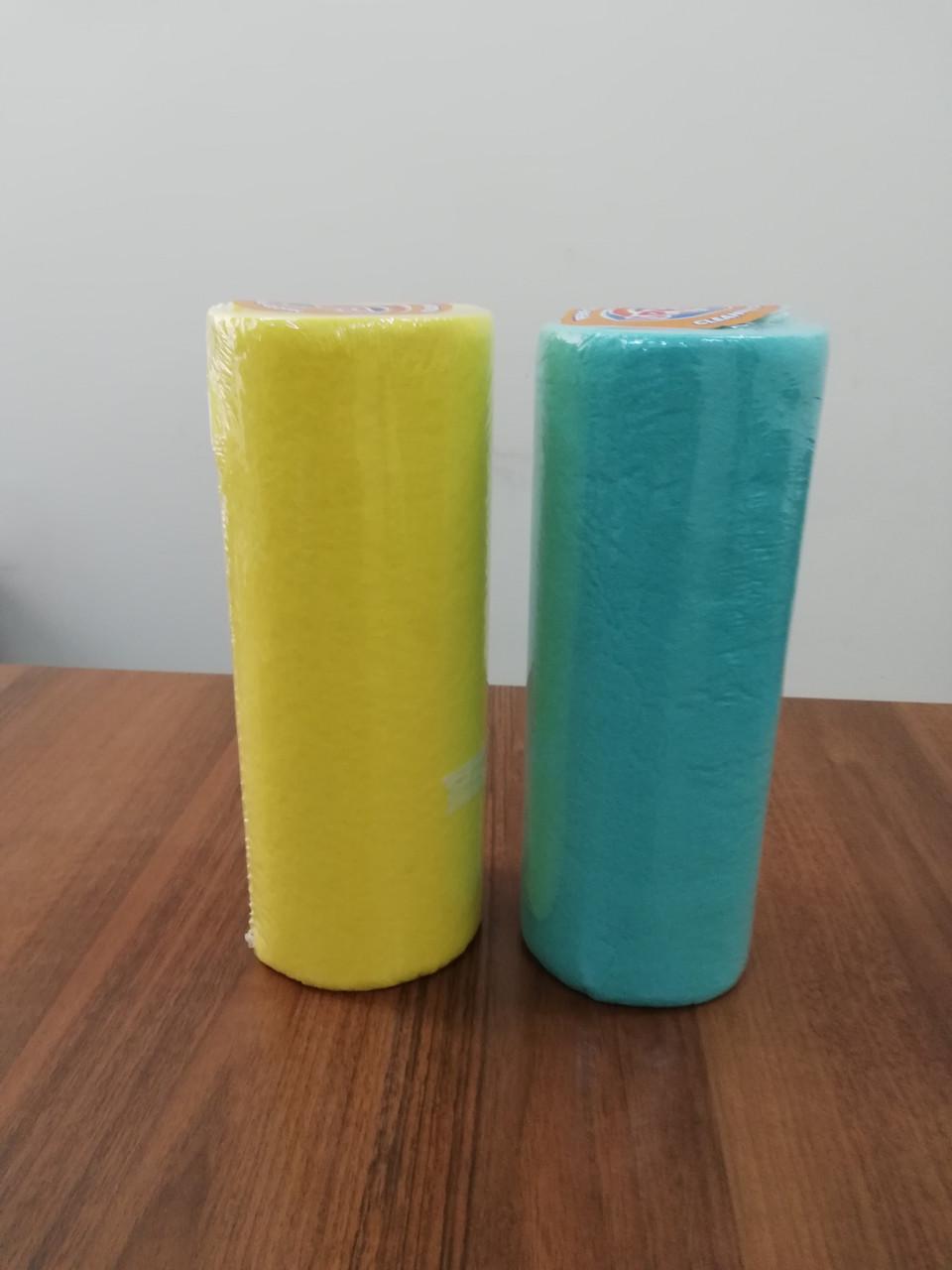 Тряпка универсальная с перфорацией в рулоне SPEED 33×27 см 20 шт.