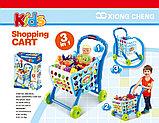 Детская тележка для покупок, фото 2