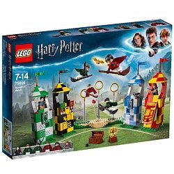 75956 Lego Harry Potter Матч по квиддичу, Лего Гарри Поттер