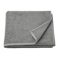 ГЭРЕН Банное полотенце, классический серый, фото 1