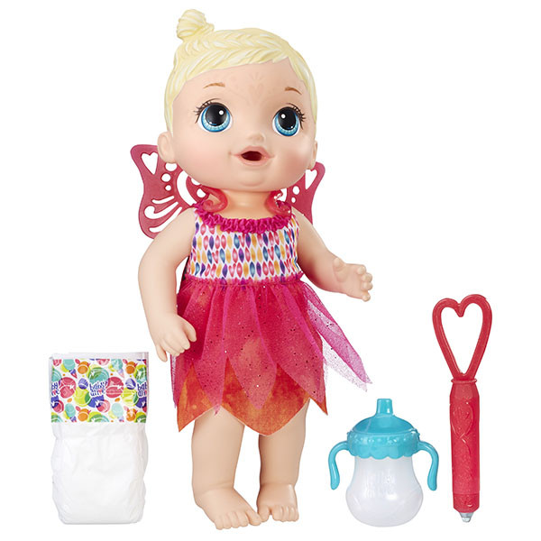 Игрушка кукла Малышка-фея