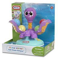 Игрушка развивающая Little Tikes Вращающийся осьминог