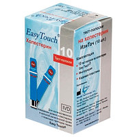Тест-полоски EasyTouch® для определения холестерина в крови, в упаковке 25