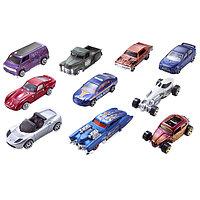Игрушка Hot Wheels (Хот Вилс) Подарочный набор из 10и машинок в асс