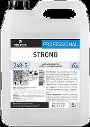 Strong - моющее средство для пароконвектоматов с автоматической системой мойки. 5 литров.РФ