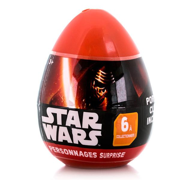 Игрушка Mystery Egg яйцо с фигуркой  Звездные войны (Star Wars) в асс