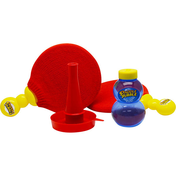 Игра Paddle Bubble  Мыльные пузыри 60 мл с набором ракеток