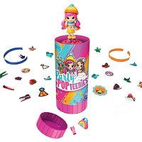 Игрушка Party Popteenies хлопушка с сюрпризом (1 кукла), фото 1