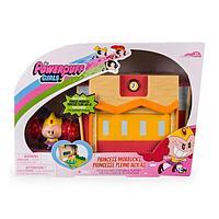 Игрушка Powerpuff Girls Раскрывающийся игровой набор с фигуркой суперкрошки (в ассорт.), фото 1