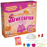 Science4you Научно-игровой набор опытов «Моя лаборатория: магия свечей», фото 1