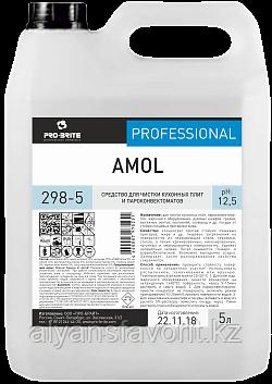 Amol - средство для чистки кухонных плит и пароконвектоматов. 5 литров.РФ, фото 2