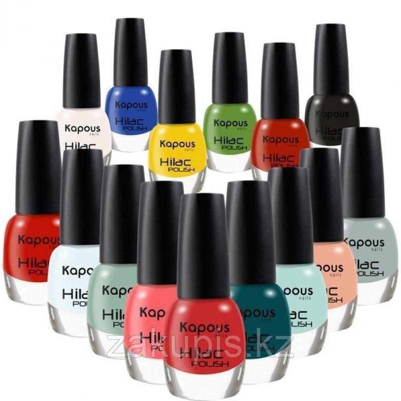Лаки для ногтей Kapous - фото 2