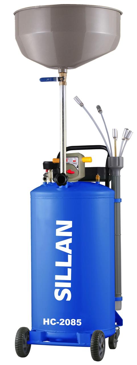 НС 2085 Вакуумная комбинированная установка для замены моторного масла в двигателе