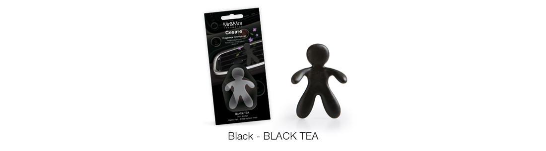 Mr & Mrs Fragrance: ароматизатор автомобильный Black Tea