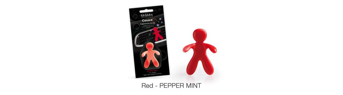 Mr & Mrs Fragrance: ароматизатор автомобильный Peppermint