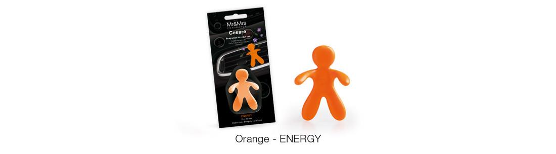 Mr & Mrs Fragrance: ароматизатор автомобильный Energy