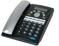 DPH-140S VoIP-телефон с 10 программируемыми клавишами с поддержкой SIP