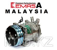 Компрессор кондиционера TOYOTA 2KD-FTV 2.5 16v 01- с датчиком скорости / TOYOTA: 1KD-FTV;