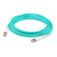 Оптический кабель HP Enterprise/LC to LC Multi-mode/OM3 2-Fiber 15.0m/1-Pack Fiber Optic Cable