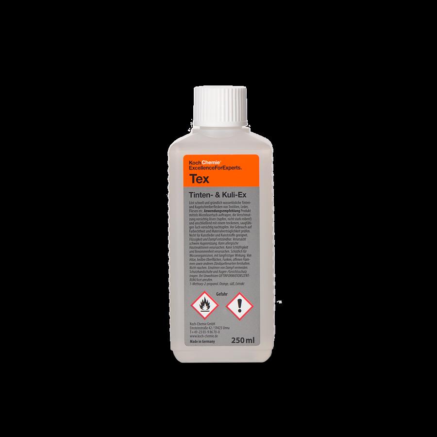 Tex Средство для выведения пятен от чернил и пасты шариковых ручек Koch Chemie Tinten- & Kuli-Ex