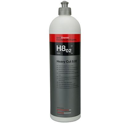 H8 02 Абразивная полироль Heavy Cat 8.0