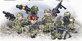 """Конструктор """"Солдат"""" TBS41-46   (6)"""