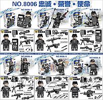 """Конструктор """"SWAT"""" 8006   (6)"""