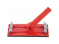 Брусок для шлифования с шарнирным переходником под телескопическую ручку Matrix 75835 (105х210мм)