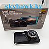 Видеорегистратор Dual Lens vehicle BlackBox DVR