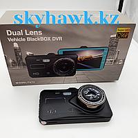 Видеорегистратор Dual Lens vehicle BlackBox DVR, фото 1