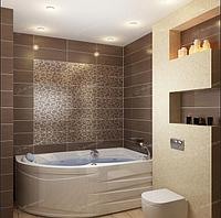 Акриловые ванны без гидромасса...