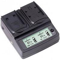 Двйное зарядное устройство для Sony NP-FW50