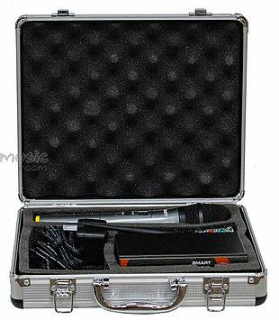 Радиомикрофон с кейсом SMART SM-102