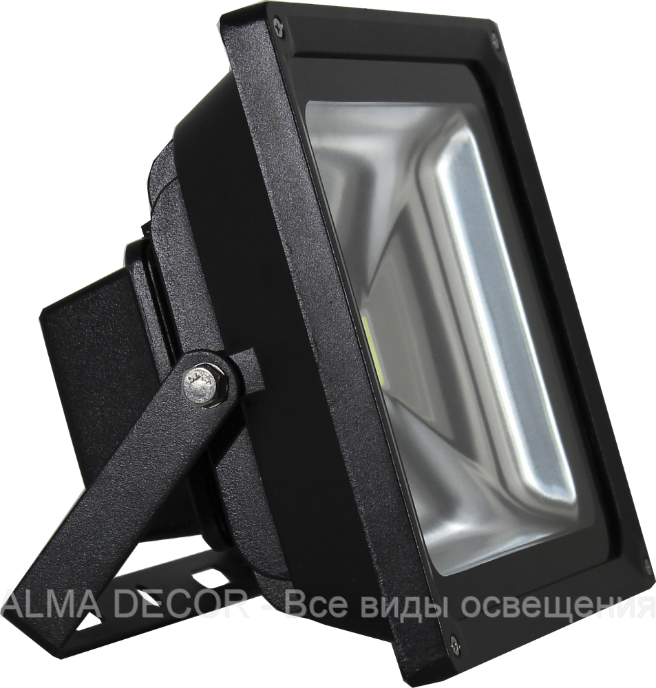 Прожектор светодиодный 10-50 W Полюс