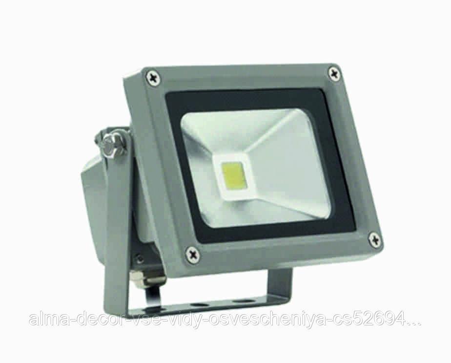 Прожектор светодиодный Полюс 9 LED 10 W